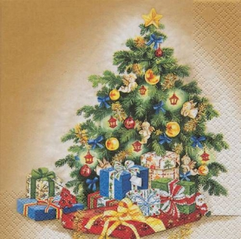 Classical Christmas Tree