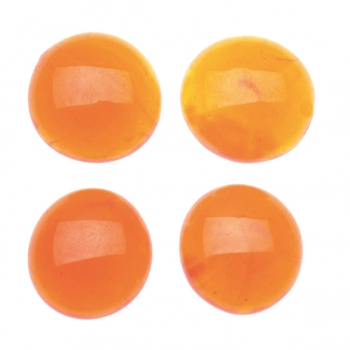 Glasnuggets 200g 20mm orange