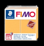 FIMO leather-effect 57g safrangelb